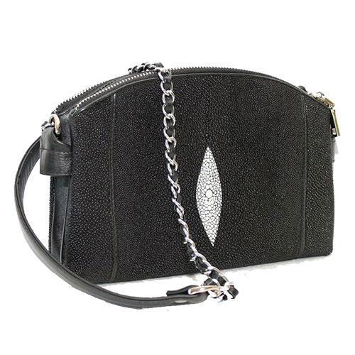 Женские сумки из кожи ската