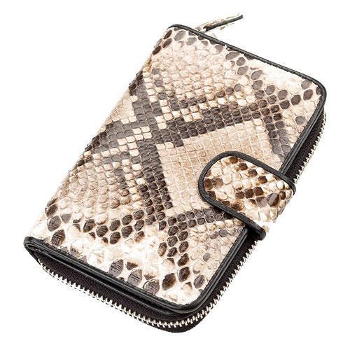 Женские кошельки, клатчи Snake leather