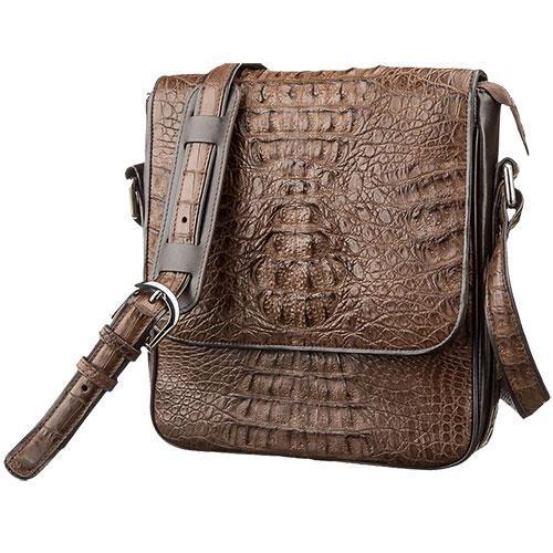 Мужские сумки Crocodile leather