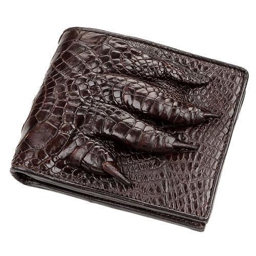 Мужские кошельки Crocodile leather