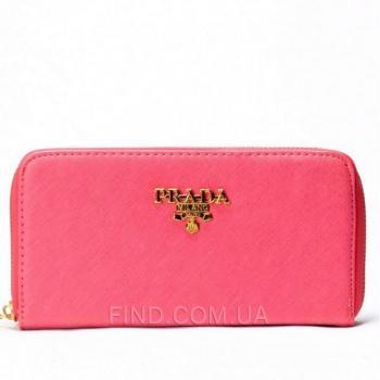 Кошелек женский Prada (725 Pink)