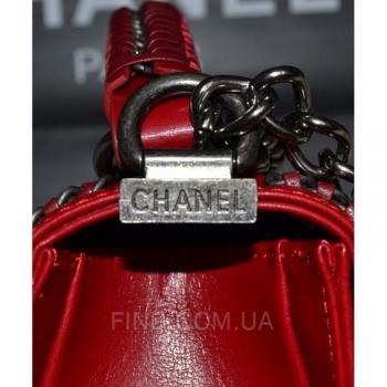Женская сумка Chanel Le Boy Flap (9584) реплика