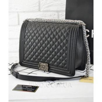 Женская сумка Chanel Jumbo Bag (9601) реплика
