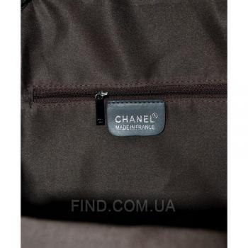 Рюкзак Chanel Graffiti Printed Canvas Backpack (9704) реплика