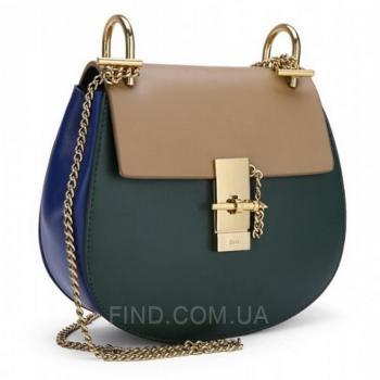 Женская сумка Chloe Drew Mini Green (2008) реплика
