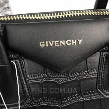 Женская сумка Givenchy Antigona Croco 1 (2940) реплика
