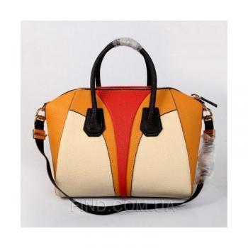 Женская сумка Givenchy Antigona Multicolor (2910) реплика