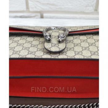 Женская сумка Gucci Dionysus Bag (3458) реплика
