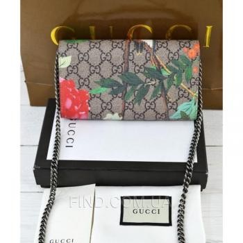 Женская сумка Gucci Dionysus Mini Tian Chain Bag (3448) реплика