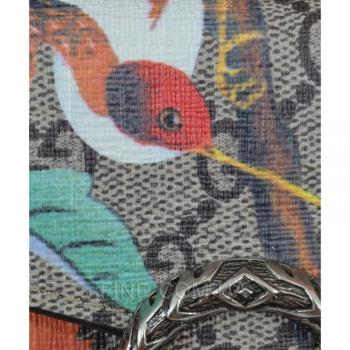 Женская сумка Gucci Dionysus Mini Tian Chain Bag (3448) реплика