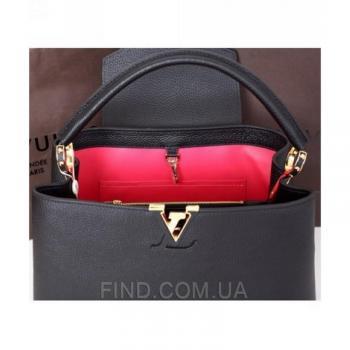 Женская сумка Louis Vuitton Capucines (4009) реплика