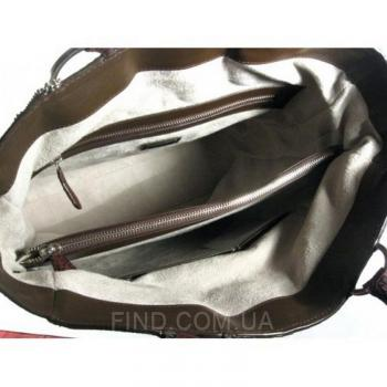Женская сумка из кожи крокодила River (BCM 592-3 Kango)