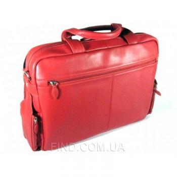 Деловая женская сумка Sheff (s5005 red)