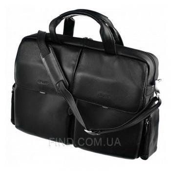 Деловая женская сумка Sheff (s5005 black)