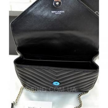 Женская сумка YSL College Monogram Medium Bag (7280) реплика