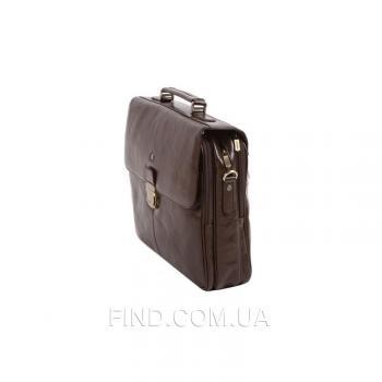Кожаный мужской портфель Wittchen (21-3-119-4)