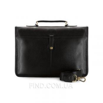 Кожаный мужской портфель Wittchen (17-3-737-1)