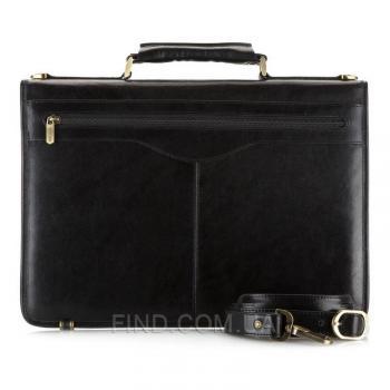 Кожаный мужской портфель Wittchen (10-3-010-1)