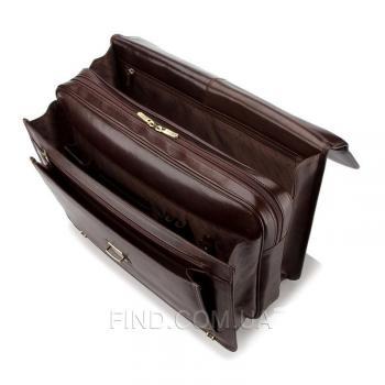 Кожаный мужской портфель Wittchen (10-3-012-4)