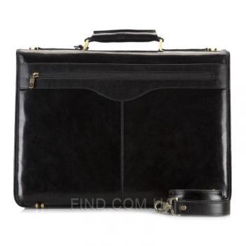 Кожаный мужской портфель Wittchen (10-3-015-1)
