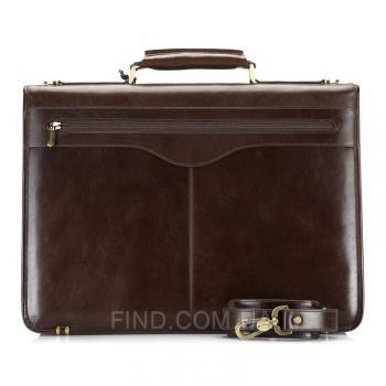 Кожаный мужской портфель Wittchen (10-3-015-4)