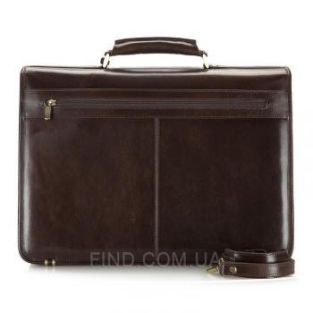 Кожаный мужской портфель Wittchen (10-3-051-4)