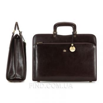 Кожаный мужской портфель Wittchen (10-3-053-4)