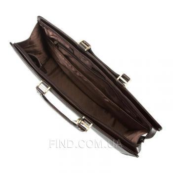 Кожаный мужской портфель Wittchen (39-3-109-3)