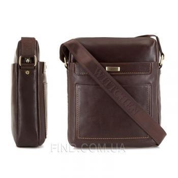 Мужская сумка через плечо Wittchen (84-4U-501-4)