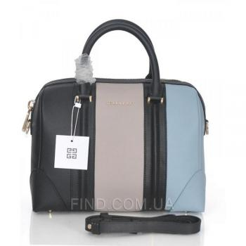 Женская сумка Givenchy Grey and Blue Lucrezia Bag (2850) реплика