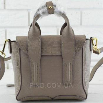 Женская сумка 3.1 Phillip Lim Mini Pashli Coffee (1902) реплика