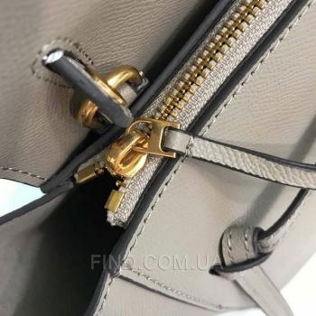 Женская сумка Celine Belt Bag Grey (7351) реплика