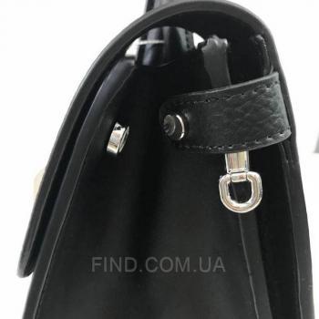 Женская сумка Dior Diorever Black (2313) реплика
