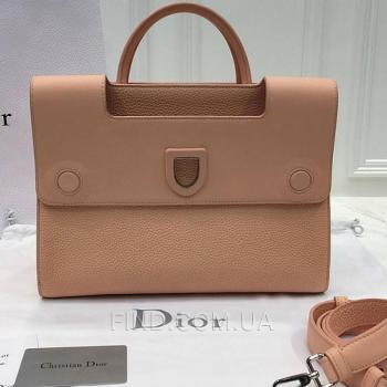 Женская сумка Dior Diorever Biege (2310) реплика