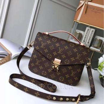Женская сумка Louis Vuitton Pochette Metis (4164) реплика