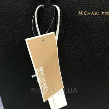 Женская сумка Michael Kors Mercer Large Black (5710) реплика