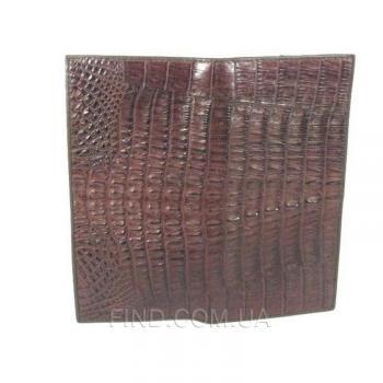 Кошелёк из кожи крокодила River (PPCM-T Kango)