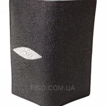 Купюрник из кожи ската (ST 274 Black)