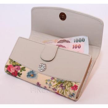Женский кошелек из кожи ската (ST 52 ART 003)