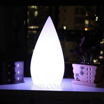 Беспроводной светодиодный светильник Drop1 с пультом