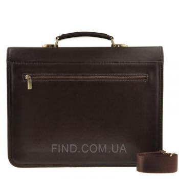 Мужской кожаный портфель Blamont (Bn037C)