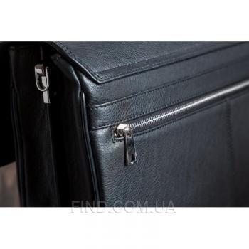 Мужской кожаный портфель Blamont (Bn044A)
