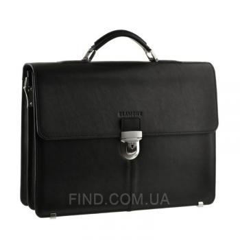 Мужской кожаный портфель Blamont (Bn047A)
