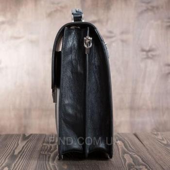 Мужской кожаный портфель Blamont (Bn063A)