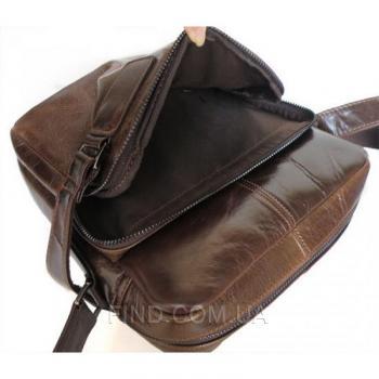 Мужская сумка через плечо TIDING BAG (6012)