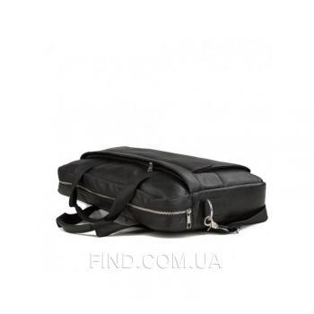 Черная мужская кожаная сумка Bexhill (Bx1131A-1)