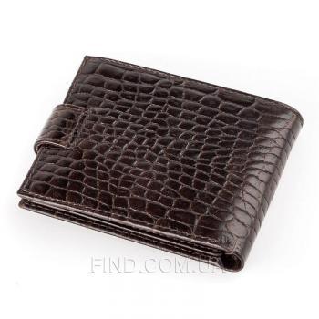 Мужское портмоне из кожи CANPELLINI (17031)