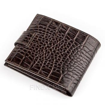Мужской кошелек из кожи CANPELLINI (17033)