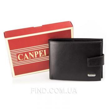 Мужской кошелек из кожи CANPELLINI (17035)