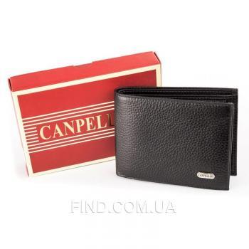 Мужской кошелек из кожи CANPELLINI (17039)